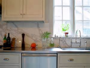 Marble Kitchen Backsplash The Granite Gurus Faq Friday Quartz Countertops With A Marble Backsplash