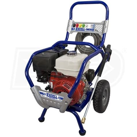Excell Pwzc164000 Semi Pro 4000 Psi Gas Cold Water