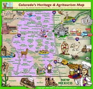 maps update 539814 colorado springs tourist attractions