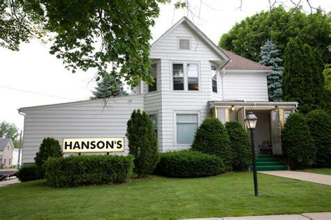 hanson funeral home waukon iowa funeral home