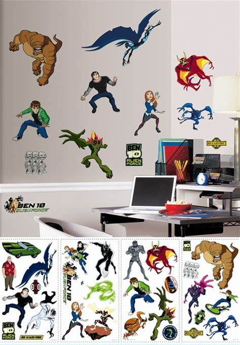 ben and wall stickers stickers network