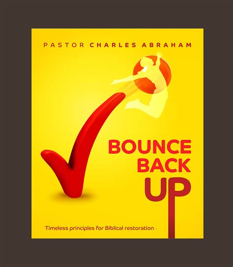 9 Ways To Bounce Back From A Up by Bounce Back Up Theearlymorningdew