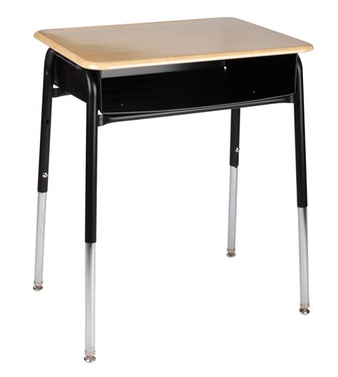 Plastic Office Desk Office Furniture Student Desks 1363853 Royal Seating Open Front Desks Adjustable Height