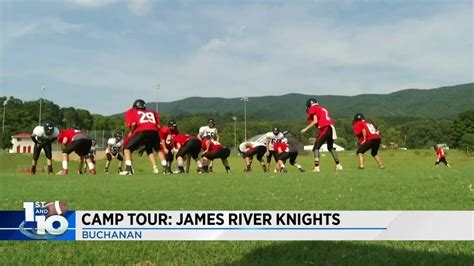 st   camp  james river knights