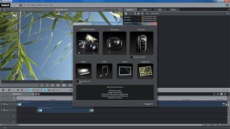 video tutorial video editing magix movie edit pro tutorials