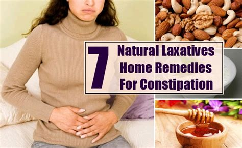 7 laxatives home remedies for constipation how