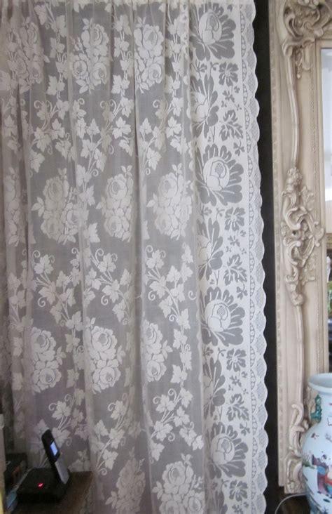 Cotton Lace Curtains Cotton Lace Curtains Panels Home Design Ideas