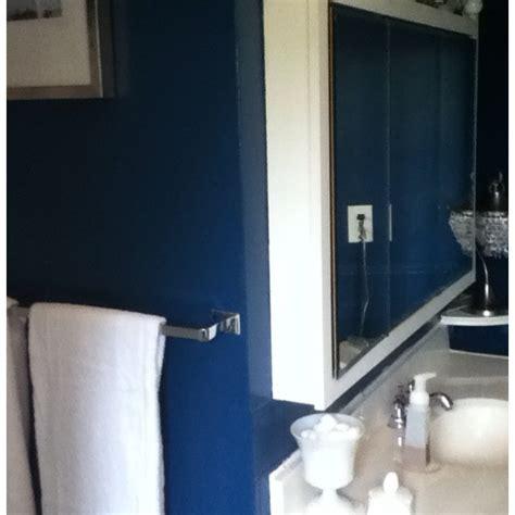 dark blue bathrooms dark blue bathroom planning master bathroom pinterest