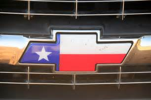 chevy bowtie flag decal autos post