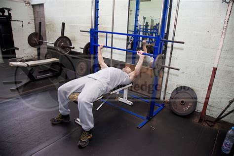 bench start smith machine flat bench press