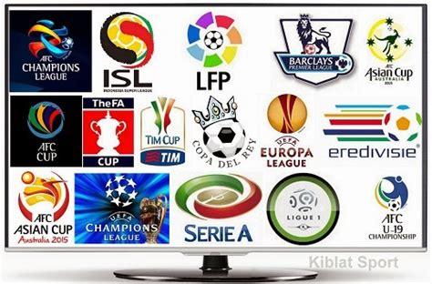 Tv Hari Ini jadwal siaran bola malam hari ini 24 25 26 april 2018 kiblat bola