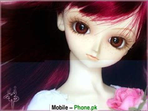 wallpaper 3d doll 3d doll wallpapers mobile pics