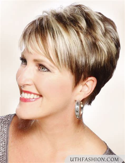 short hairstyles for the over50s latest short hairstyles for women over 50