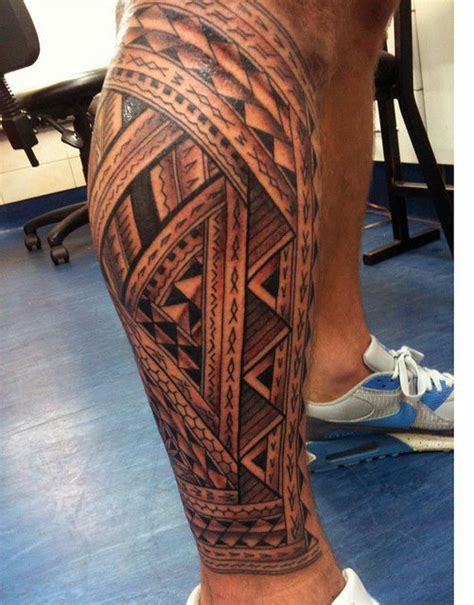 tribal calf tattoos for men top 75 best leg tattoos for sleeve ideas and designs