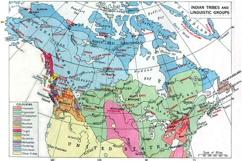 canadian map of nations aboriginal peoples