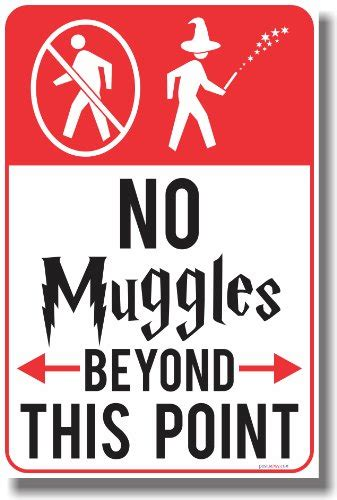 10 Magical Things We Should In The Muggle World by No Muggles Beyond This Point New Humor Magic Wizard