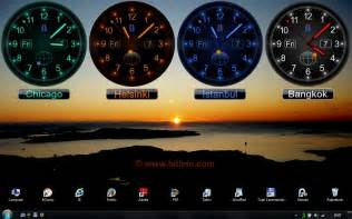 clock on desktop windows 10 search engine at