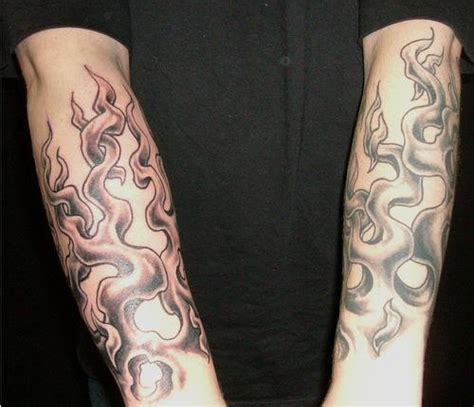 tattoo arm flames top 8 flame tattoo designs with pictures styles at life