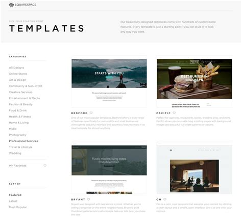 Custom Squarespace Templates Images Template Design Ideas Custom Squarespace Templates