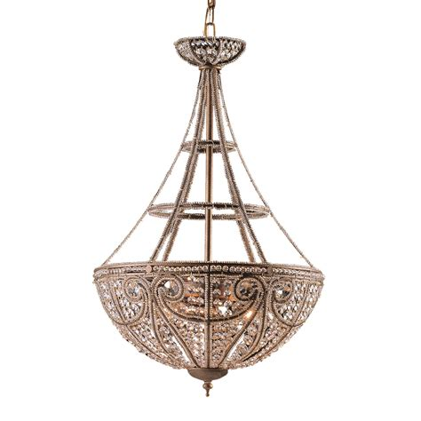 Traditional Pendant Light Elk Lighting 5965 4 Elizabethan Traditional Inverted Pendant Light Elk 5965 4
