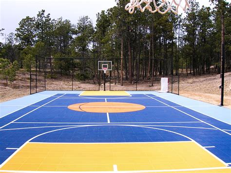backyard sports court prices backyard basketball court cost 100 brite court tennis lighting led tennis lighting