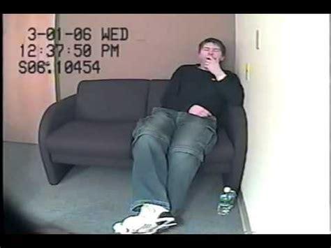 steven avery youtube interview brendan dassey police interview interrogation part 2