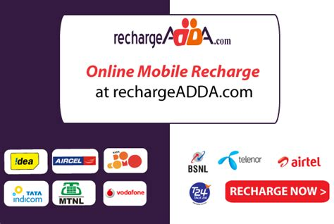 how to recharge in mobile rechargeadda makes prepaid mobile recharge more