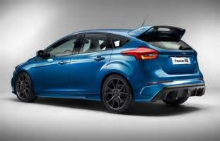 Ford Focus Hatchback 2016 Ford Focus Rs Sporty Hatchback