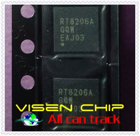 Rt8206a Rt8206agqw Laptop Chip 20pcs rt8206agqw rt8206a qfn 32 in integrated circuits from electronic components supplies on