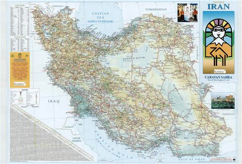 iran on a map iran afghanistan and central asia nomad out of time