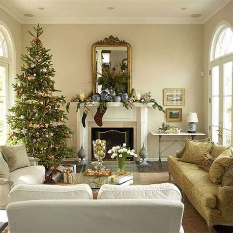 living room trees modern christmas living room decor diy your home small