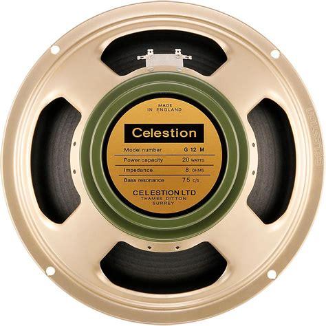 Speaker Toa 8 Ohm celestion heritage g12m 20w 12 quot vintage guitar speaker 8 ohm 0739894122009 ebay