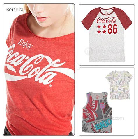 Bershka Tshirt Cola Cola coca cola by bershka makigiazcom