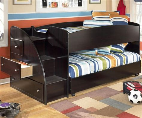 black bunk beds for black low bunk beds for house design low bunk