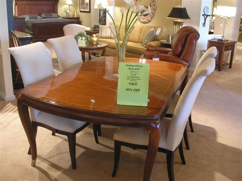 thomasville dining room tables clearance center christianson furniture thomasville dining