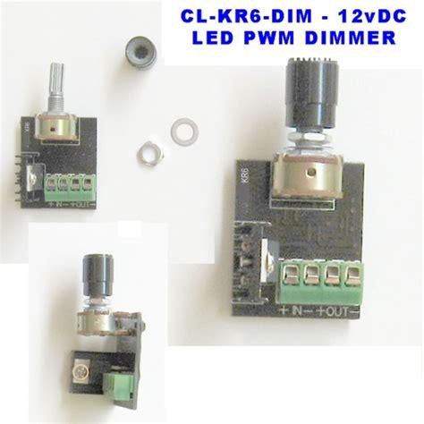 led len 12v dimmen led dimmer 12v rotary pwm led dimmer click on off 6