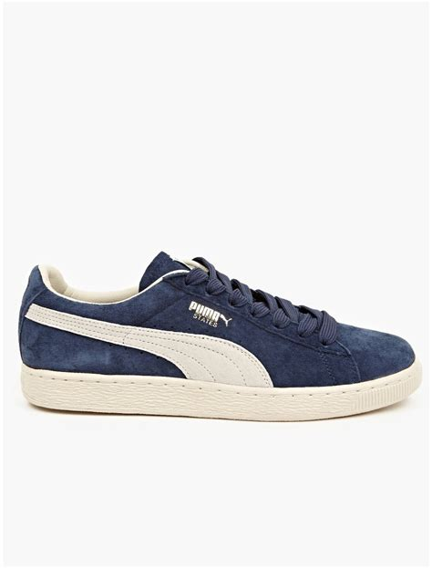 sneakers mens mens navy blue states sneakers in blue for navy