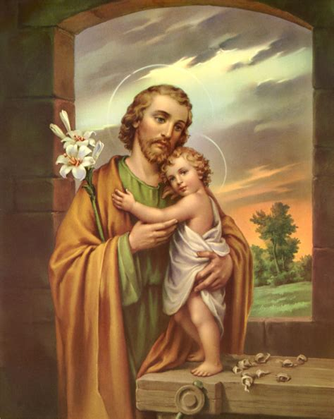 catholic tradition st joseph