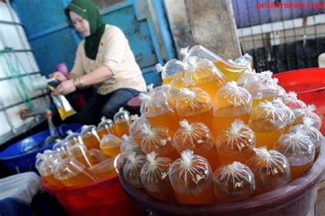 Minyak Almond Di Pasaran maret 2016 minyak goreng curah tak boleh lagi beredar di