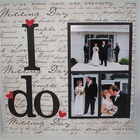 scrapbook layout ideas for engagement best 25 wedding scrapbook pages ideas on pinterest
