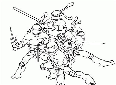 tmnt coloring pages pdf preschool teenage mutant ninja turtles coloring pages