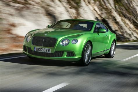 lime green bentley green machines the car crush