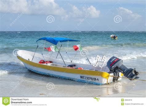 mexican fishing boat mexican boat royalty free stock photo cartoondealer