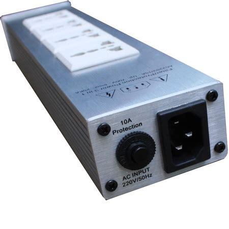 Weiduka Audio Power Filter Ac 2 2 1500w 10a weiduka ac2 2 1500w 10a advanced power purifier rm135