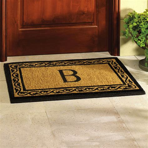 Big Door Mats by Mat For Front Door Blue Silo Diy Custom Front Door Mat Front Door Mats On Carpet Design