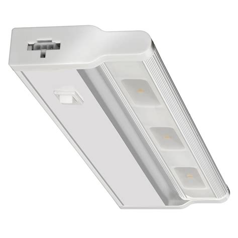 Linkable Cabinet Lighting by Lithonia Lighting Ucld 12 In Led White Swivel And