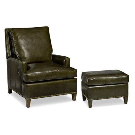 tilt back chair with ottoman hancock and moore 2006 2005 arrington tilt back chair and