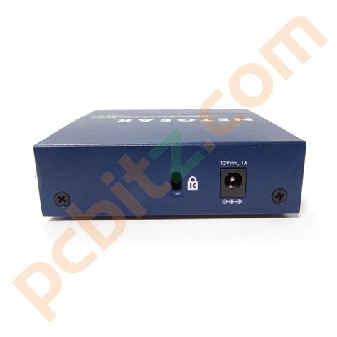 netgear prosafe 5 gigabit switch gs105 netgear gs105 v3 prosafe 5 gigabit switch no psu 10