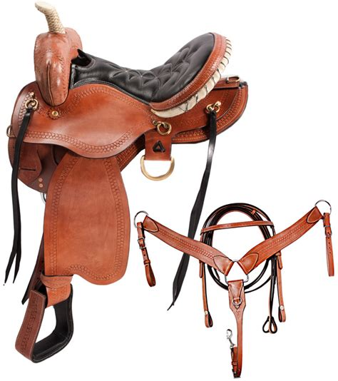 Comfortable Western Saddles by 10079