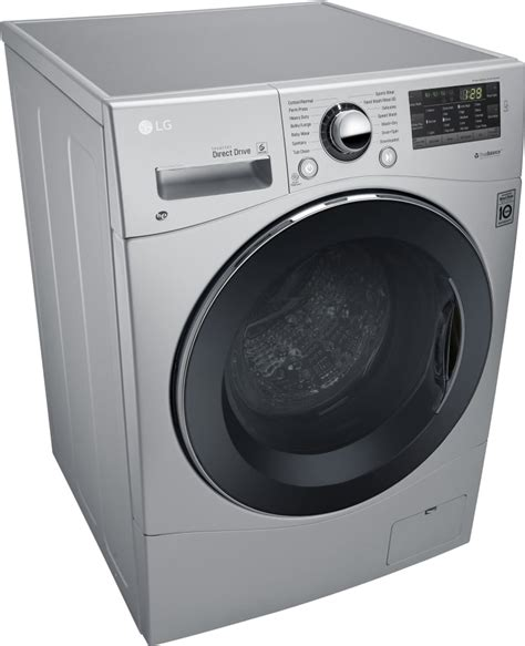 washer with lg wm3488hs 24 inch ventless electric washer dryer combo